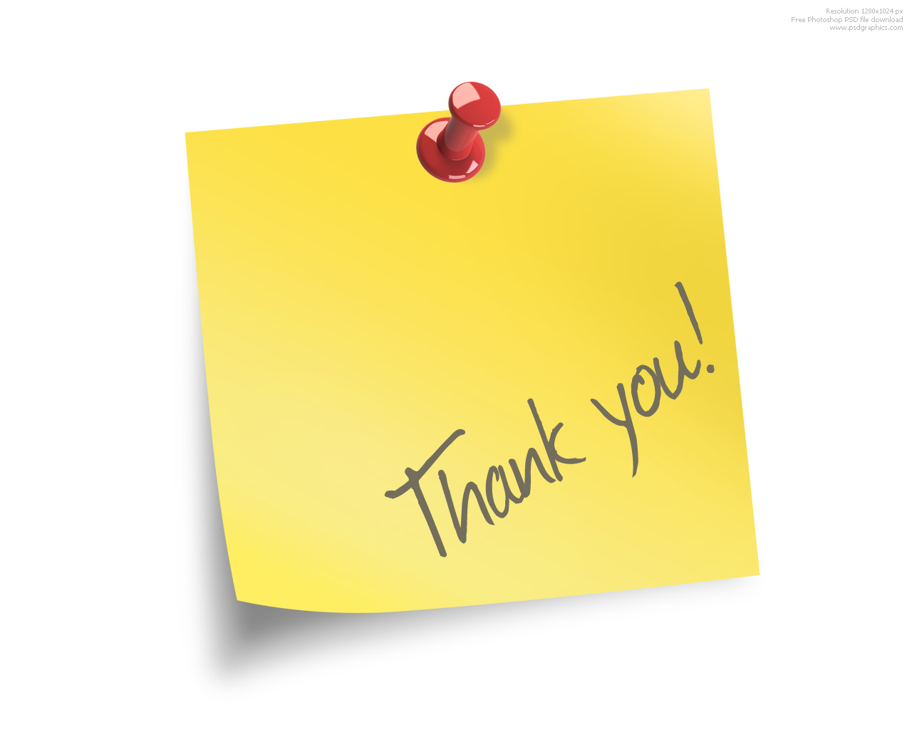 Thank You Note Etiquette – FrontSeat